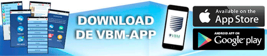 Download de VBM-app