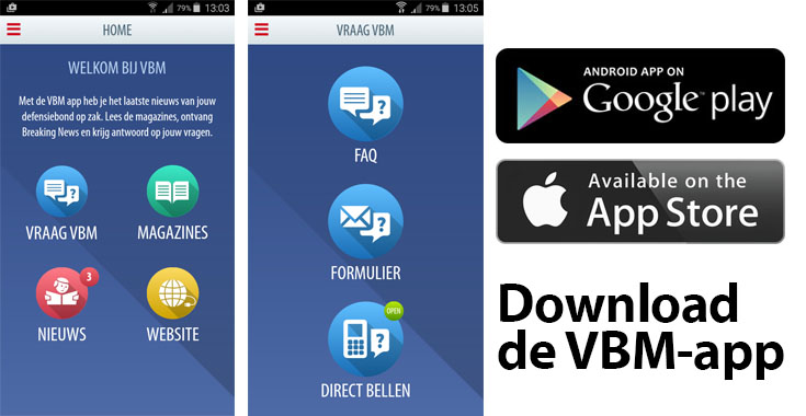 DOWNLOAD DE VBM-APP!